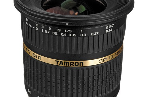 The Current Tamron SP AF 10-24mm f/3.5-4.5 DI II Zoom Lens