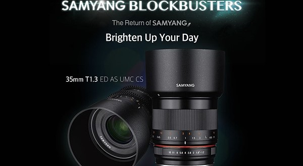 Samyang-Announced-35mm-F1.2-and-35mm-T1.3-ED-AS-UMC-CS-Lenses