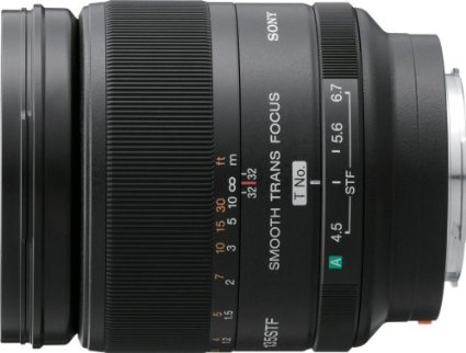The Current Sony 135mm f/2.8 STF Manual Focus Lens