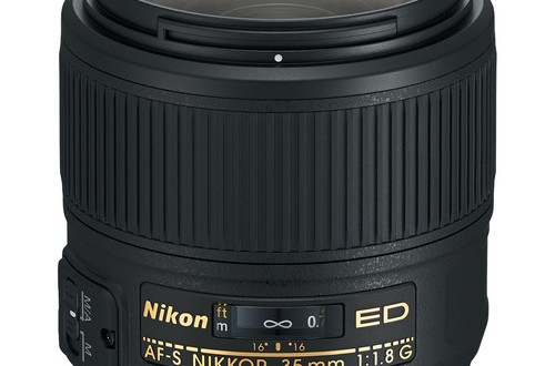 The Current Nikon AF-S NIKKOR 35mm f/1.8G ED Lens