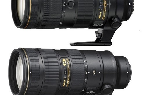 Nikon-70-200mm-f2.8E-FL-ED-VR-vs-70-200mm-f2.8G-ED-VR-II-Specs-Comparison