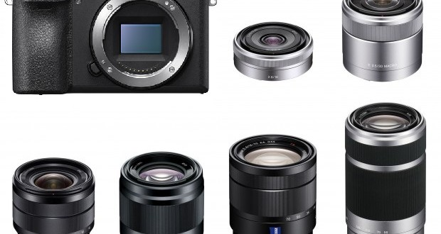 Recommended-best-lenses-for-Sony-a6500