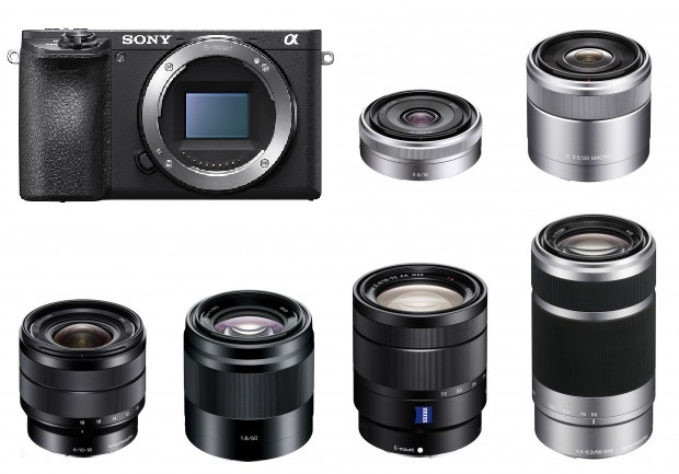 Best Lenses for Sony A6500 | Camera Times