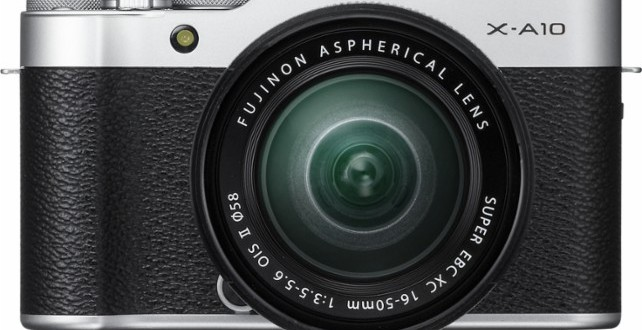 Fujifilm-X-A10