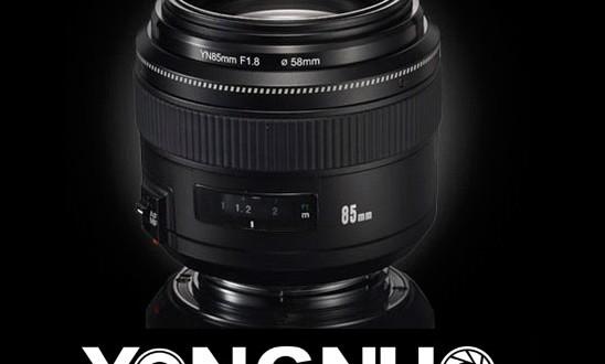 Yongnuo-YN-85mm-f1.8-lens