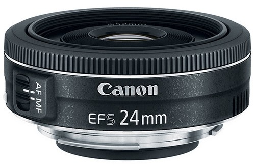The Current Canon EF-S 24mm f/2.8 STM Lens