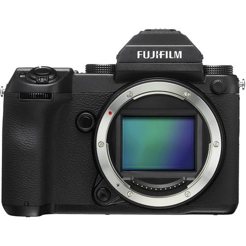 Fujifilm GFX 50R Coming in 2018, GFX 100S Coming in 2019