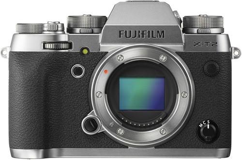 Graphite-Silver-Fujifilm X-T2