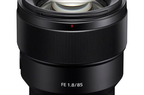 Sony-FE-85mm-f1.8-Lens
