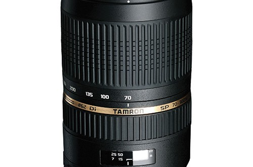The Current Tamron SP 70-300mm f/4-5.6 Di VC USD Lens