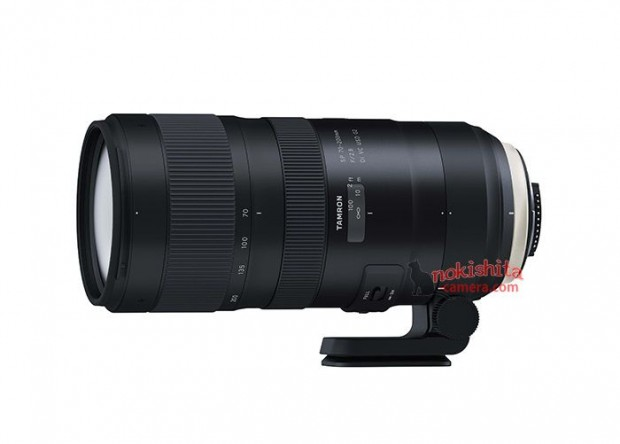 Tamron SP 70-200mm f/2.8 Di VC USD G2 & 10-24mm f/3.5-4.5 Di II VC HLD Lenses Coming Soon!
