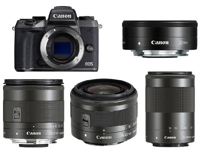Canon Eos Serie