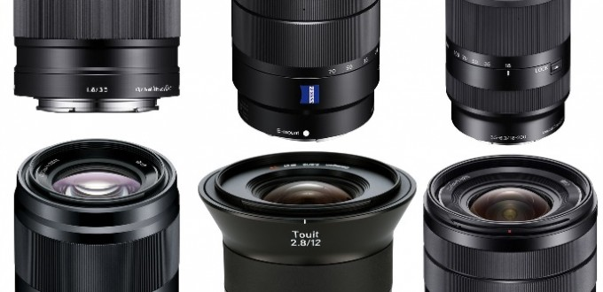 Best-Sony-E-Mount-Lenses