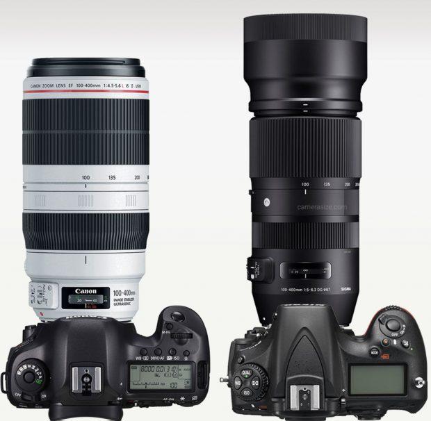 Rumor Sony Fe 100 400mm G Lens To Be Announced In April 2017