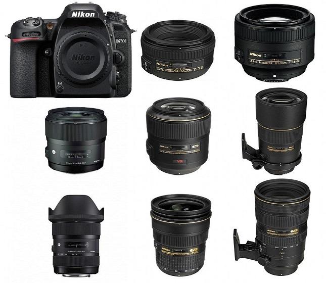 Best Lenses for Nikon D7500 DSLR camera. - Best Lenses For Nikon D7500 Camera Times
