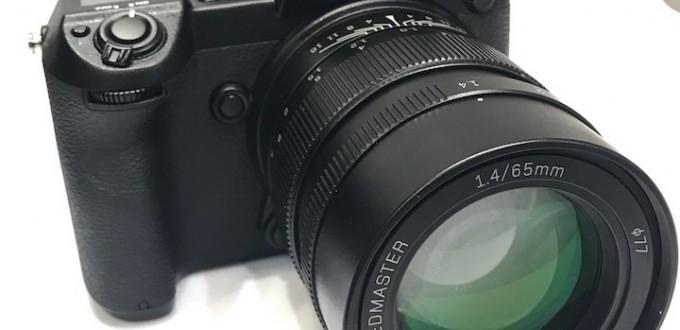 Mitakon-Zhongyi-Speedmaster-65mm-f1.4-Lens
