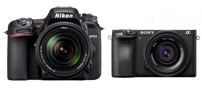 Nikon-D7500-vs-Sony-A6500