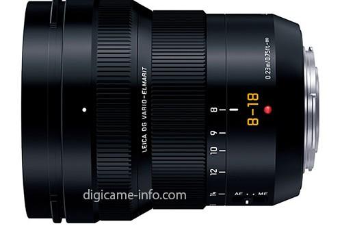 Panasonic-Leica-DG-VARIO-ELMARIT-8-18mm-f2.8-4.0-ASPH-Lens