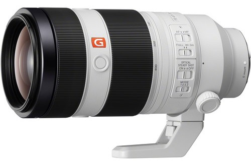 The New Sony FE 100-400mm f/4.5-5.6 GM OSS Lens