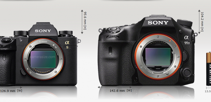 Sony-a9-vs-Sony-a99II