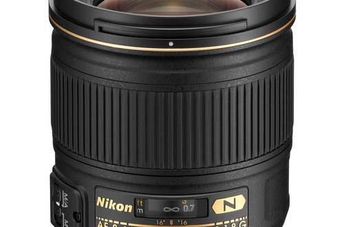 The Current Nikon AF-S NIKKOR 28mm f/1.8G Lens