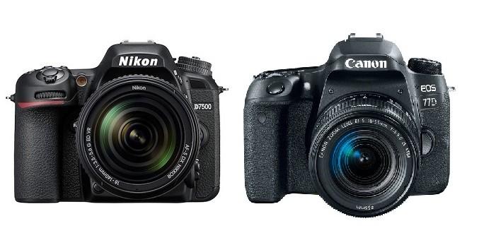 Nikon-D7500-vs-Canon-EOS-77D