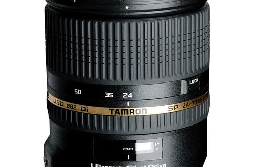 The Current Tamron SP 24-70mm f/2.8 DI VC USD Lens