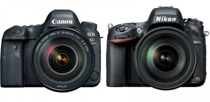 Canon-EOS-6D-Mark-II-vs-Nikon-D610