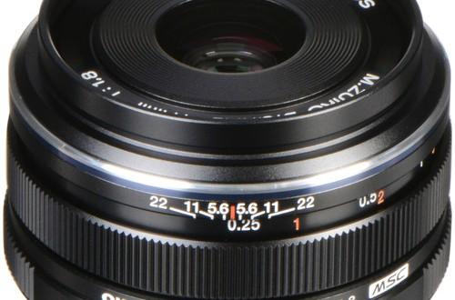 Olympus-17mm-f1.8-Lens