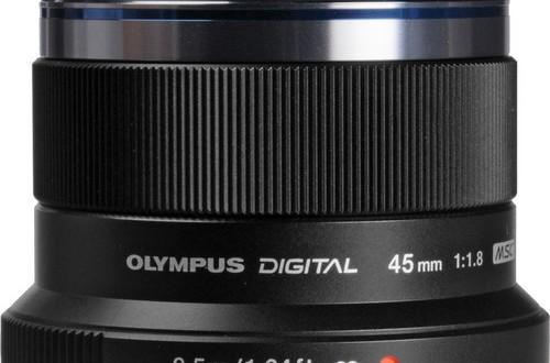 Olympus-45mm-f1.8-Lens