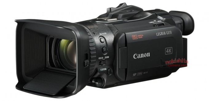 Canon-LEGRIA-GX10