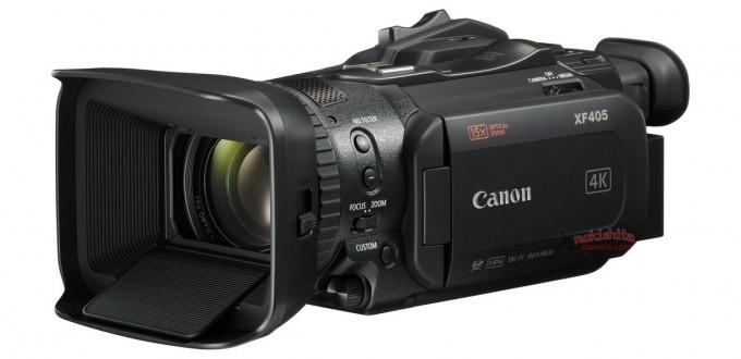 Canon-XF405