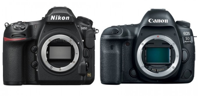 Nikon-D850-vs-Canon-EOS-5D-Mark-IV