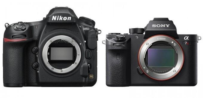 Nikon-D850-vs-Sony-a7RII