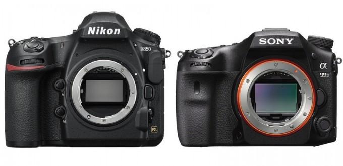 Nikon-D850-vs-Sony-a99-II