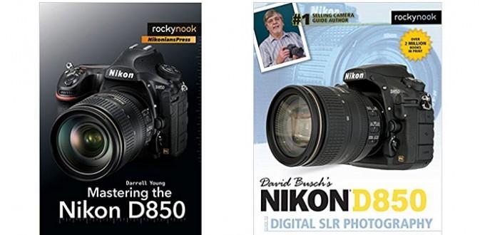 nikon-d850-books