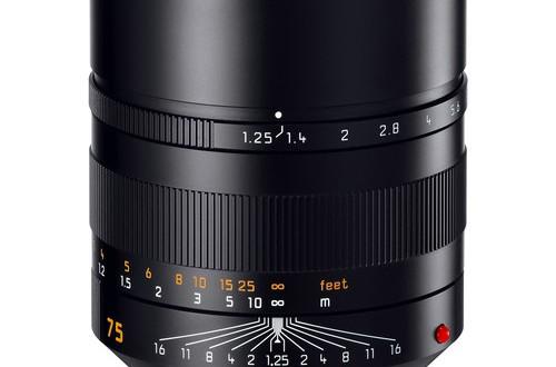 Leica-Noctilux-M-75mm-f1.25-ASPH-Lens