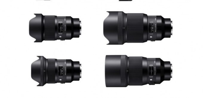 Seven-Sigma-Art-Prime-Lenses-for-Sony E-mount