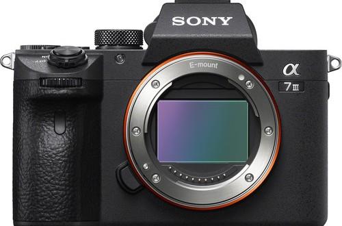 Sony-a7-III-body