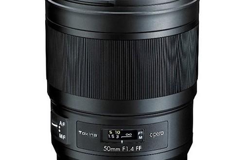 Tokina-opera-50mm-f1.4-FF-Lens