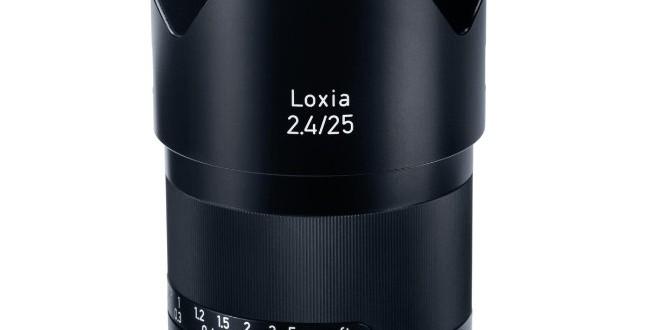 Zeiss-Loxia-25mm-f2.4-full-frame-E-mount-lens