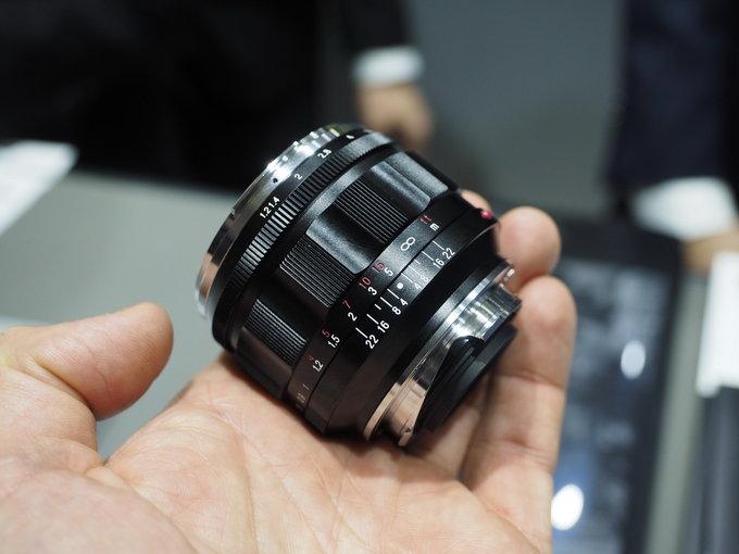 Three New Voigtlander Lenses At Cp 2018 Camera Times