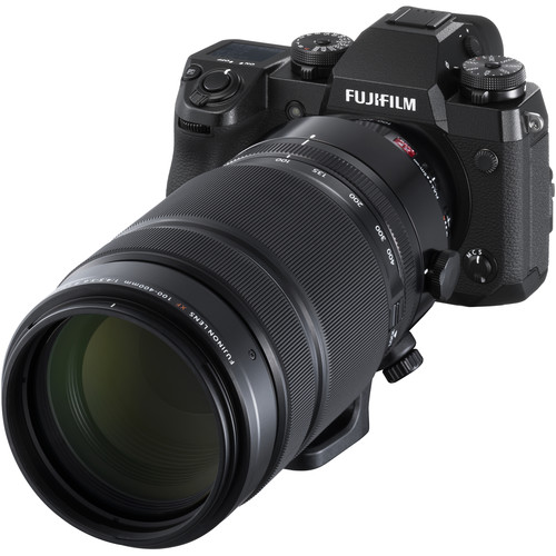 Fujifilm X-H1 Gets Silver Award at DPReview (86% Overall Score)