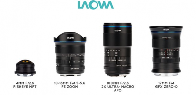 Venus-Optics-Announced-4-New-Laowa-Lenses