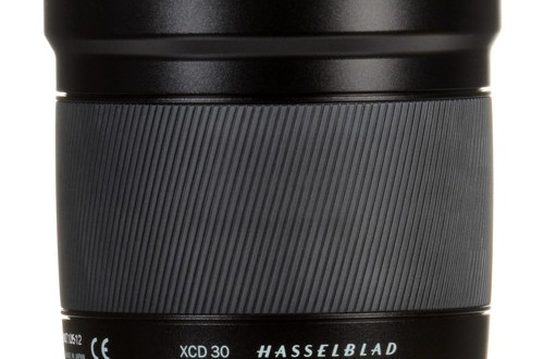 The Current Hasselblad XCD 30mm f/3.5 Lens