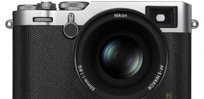 Nikon Full Frame Mirrorless Camera Concept