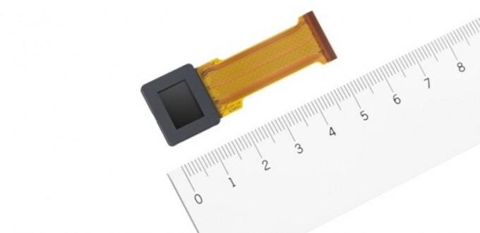 0.5-type OLED Microdisplay ECX339A