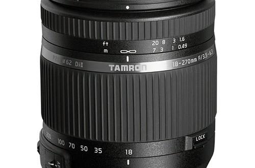 Tamron-18-270mm-f3.5-6.3-Di-II-VC-PZD-Lens