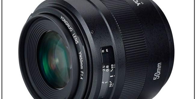 Yongnuo-YN-50mm-f1.4-II-Lens