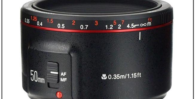 Yongnuo-YN-50mm-f1.8-II-Lens